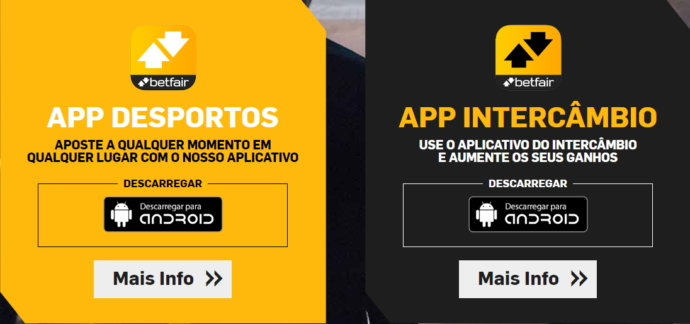 Betfair Apps