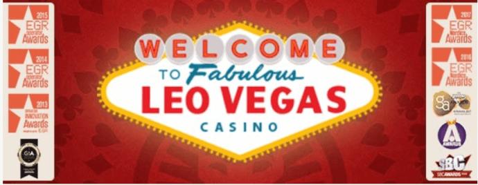 Leo Vegas Bônus